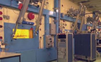 quadrupedal robotics nuclear
