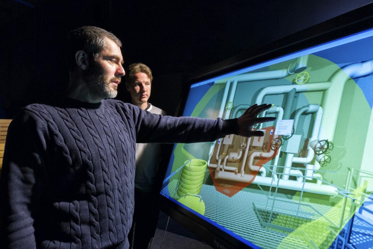 IFE digitalisation nuclear