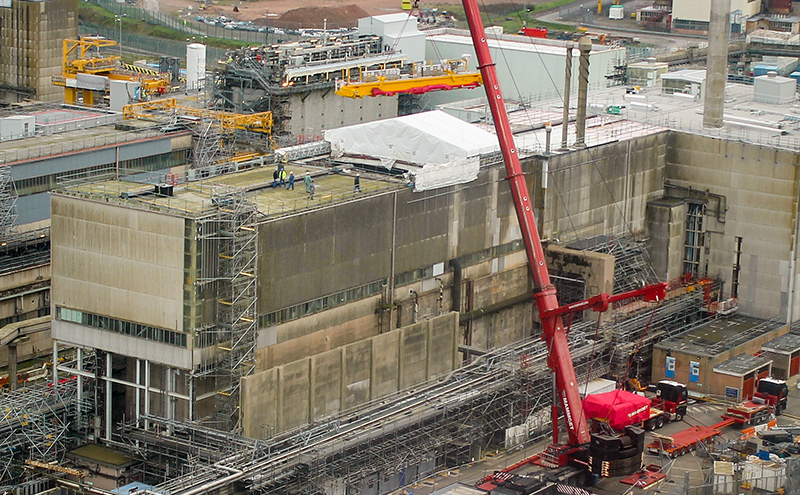 MSSS nuclear innovation sellafield