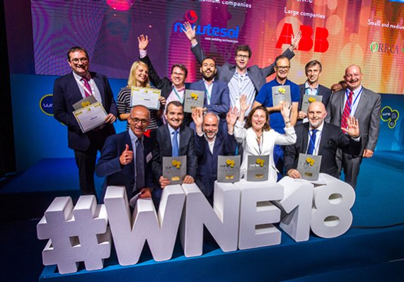 WNE winners