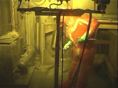 nuclear decontamination